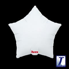 Ibrex Zvijezda White folijski balon