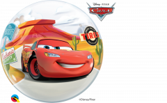 Bubble Lightning McQueen pvc balon
