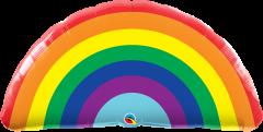 Maxi Bright Rainbow folijski balon