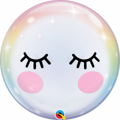 Bubble Eyelashes pvc balon