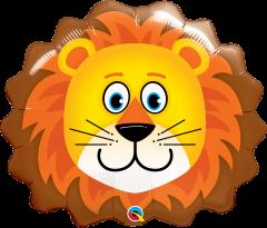 Maxi Lovable Lion folijski balon