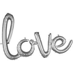 Napis Love folijski balon