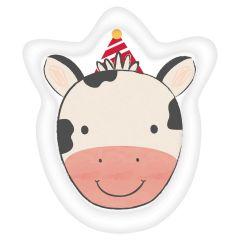 Barnyard Cow Birthday tanjuri 22cm