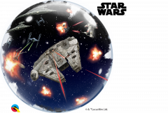 Bubble Death Star pvc balon