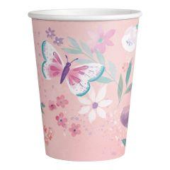 Flutter čaše, 250 ml