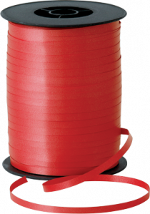 Traka 5mm x 500m Red