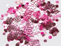 Konfeti Happy Bday Pink 12g