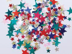 Konfeti Zvijezde Šarene 12g