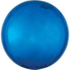 Orbz Blue folijski balon