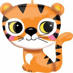 Maxi Tiger folijski balon