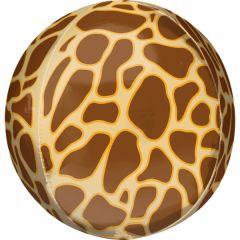 Orbz Giraffe folijski balon