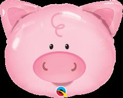 Maxi Playful Pig folijski balon