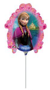 Mini Frozen folijski balon na štapiću