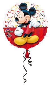 Standard Mickey Portrait folijski balon