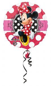 Standard Minnie Portrait folijski balon
