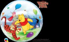 Bubble Winnie The Pooh & Friends pvc balon