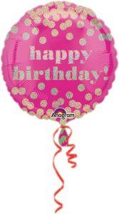 Standard HBD Dotty folijski balon