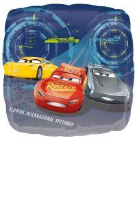 Standard Cars 3 - Lightning  McQueen folijski balon