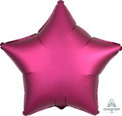 Standard zvijezda Satin Luxe Pomegranate folijski balon
