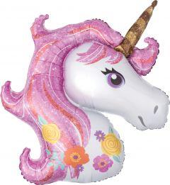 Maxi Magical Unicorn folijski balon