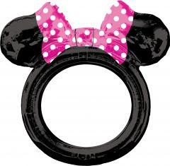 Maxi Selifie Frame Minnie Mouse folijski balon