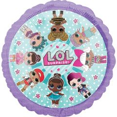 Standard LOL Surprise folijski balon