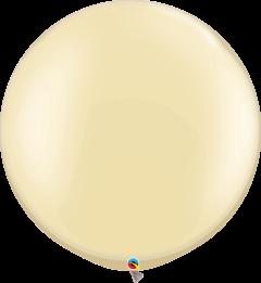 Lateks baloni 75cm Pearl Ivory