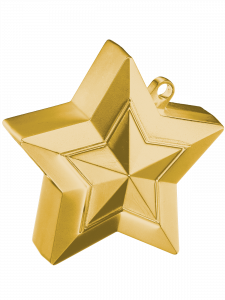 Uteg Zvijezda Soft Gold