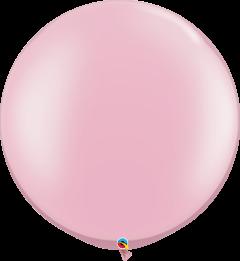 Lateks baloni 75cm Pearl Pink