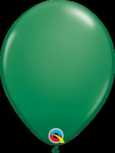 Lateks baloni 28cm Green