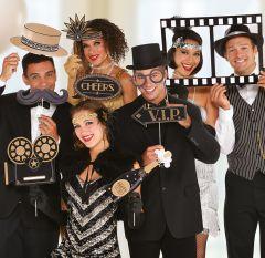 Glitz & Glam rekviziti za fotograiranje