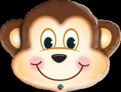 Maxi Mischievous Monkey folijski balon