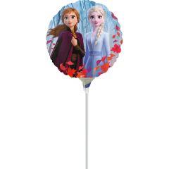 Mini Frozen 2 folijski balon na štapiću