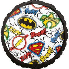 Standard Justice League folijski balon