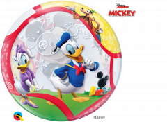 Bubble Mickey & His Friends pvc balon