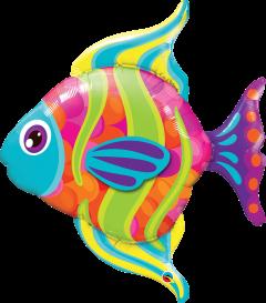 Maxi Fashionable Fish folijski balon