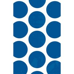 Polka Dot Bright Royal Blue darovne vrećice