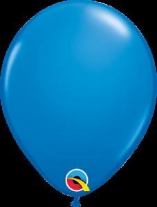 Lateks baloni 13cm Dark Blue