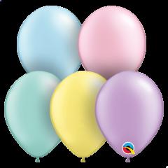 Lateks baloni 13cm Pastel Pearl Assortment