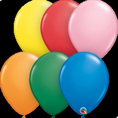 Lateks baloni 28cm Standard Assortment