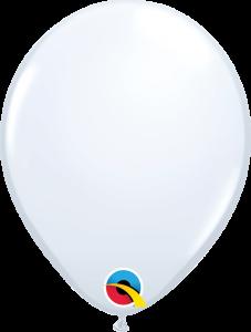 Lateks baloni 23cm White
