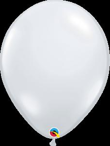 Lateks baloni 40cm Diamond Clear