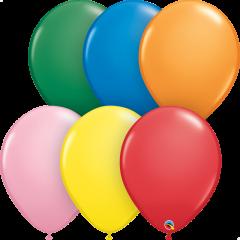 Lateks baloni 40cm Standard Assortment