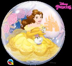 Bubble Princess Belle pvc balon