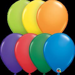 Lateks baloni 28cm Carnival Assortment
