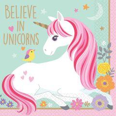 Magical Unicorn salvete 25x25cm