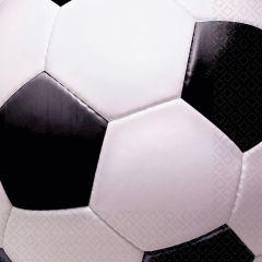 Soccer salvete 33x33cm