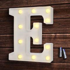 Svjetleće slovo E