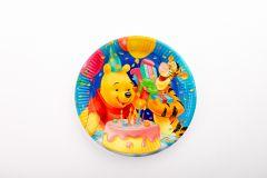 Winnie the Pooh papirnati tanjuri 23cm