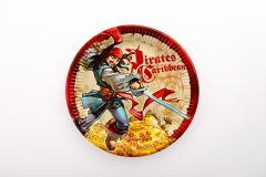 Pirati s kariba papirnati tanjuri 23cm